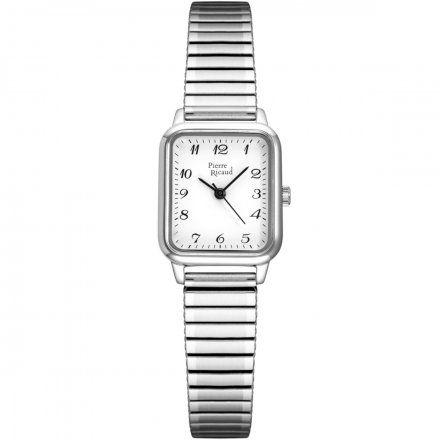 Pierre Ricaud P22113.5122Q Zegarek Damski Niemiecka Jakość