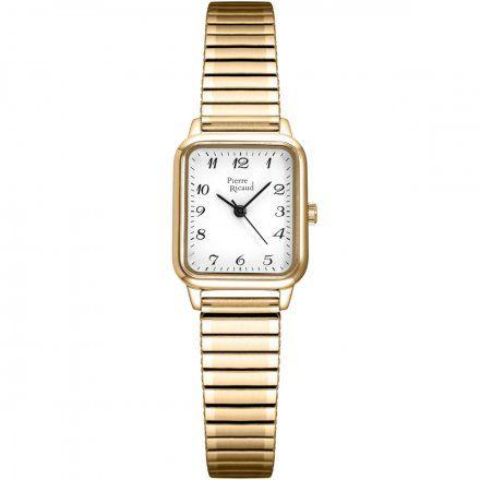 Pierre Ricaud P22113.1122Q Zegarek Damski Niemiecka Jakość