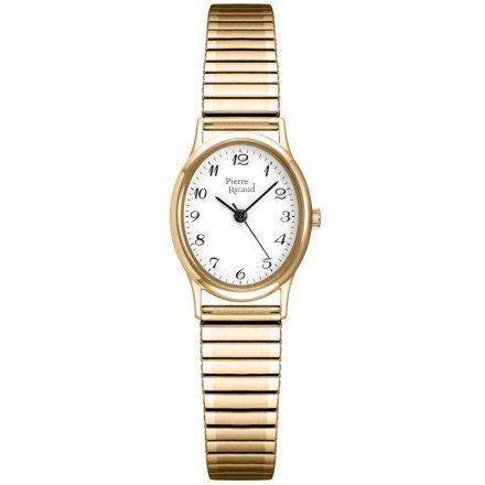 Pierre Ricaud P22112.1122Q Zegarek Damski Niemiecka Jakość