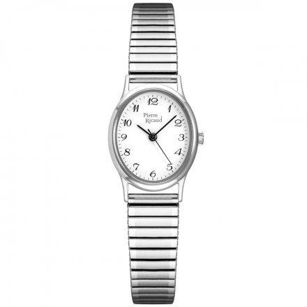 Pierre Ricaud P22112.5122Q Zegarek Damski Niemiecka Jakość