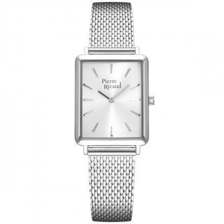 Pierre Ricaud P22111.5113Q Zegarek Damski Niemiecka Jakość