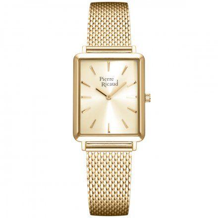 Pierre Ricaud P22111.1111Q Zegarek Damski Niemiecka Jakość