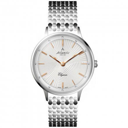 Zegarek Damski Atlantic ELEGANCE 29042.41.21R Swiss Made