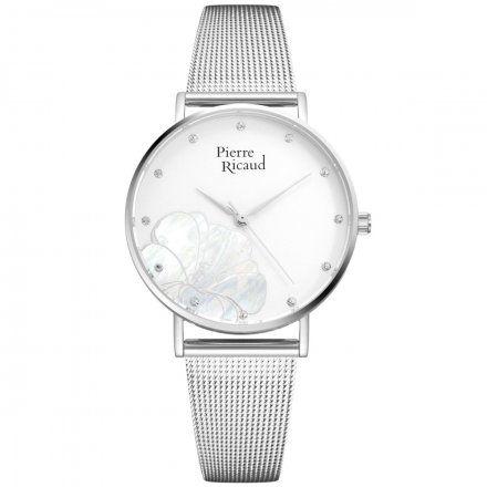 Pierre Ricaud P22107.5143Q Zegarek Damski Niemiecka Jakość