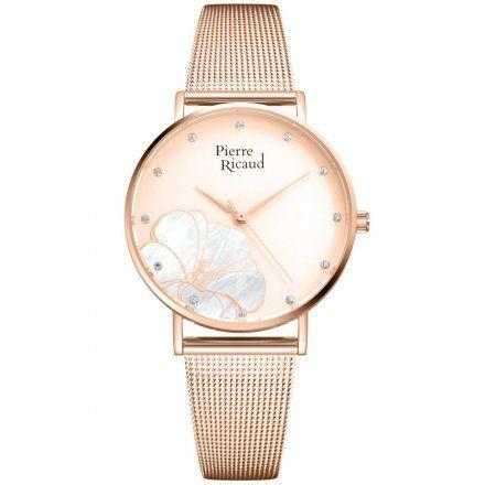 Pierre Ricaud P22107.914RQ Zegarek Damski Niemiecka Jakość