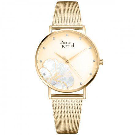Pierre Ricaud P22107.1141Q Zegarek Damski Niemiecka Jakość