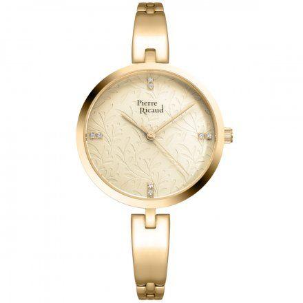 Pierre Ricaud P22106.1141Q Zegarek Damski Niemiecka Jakość