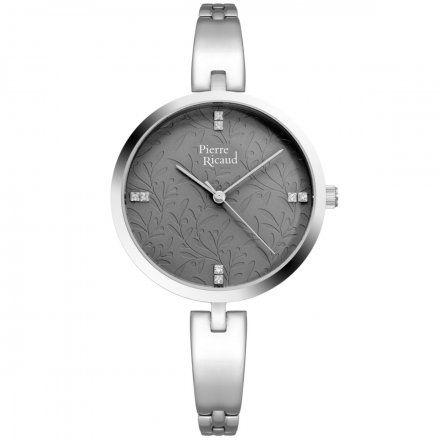 Pierre Ricaud P22106.5147Q Zegarek Damski Niemiecka Jakość