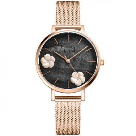 Pierre Ricaud P22105.9114Q Zegarek Damski Niemiecka Jakość