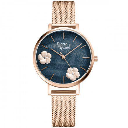 Pierre Ricaud P22105.9117Q Zegarek Damski Niemiecka Jakość