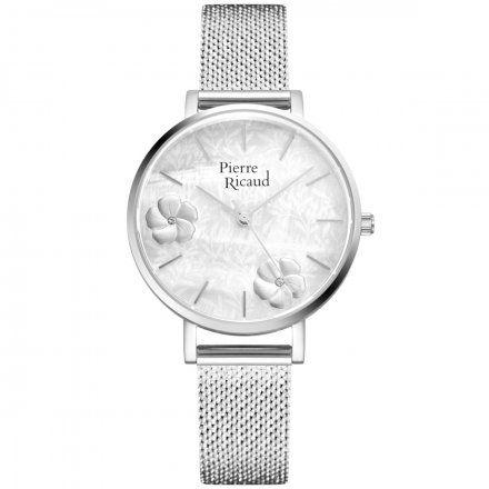 Pierre Ricaud P22105.5113Q Zegarek Damski Niemiecka Jakość