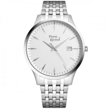 Pierre Ricaud P91037.5113Q Zegarek Męski Niemiecka Jakość
