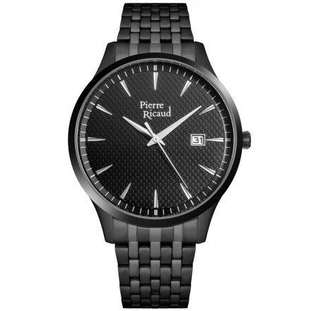 Pierre Ricaud P91037.B114Q Zegarek Męski Niemiecka Jakość