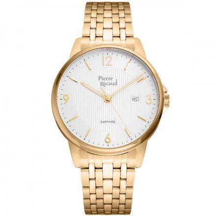 Pierre Ricaud P60021.1153Q Zegarek Męski Niemiecka Jakość