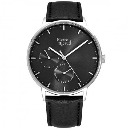 Pierre Ricaud P91079.5216QF Zegarek + bransoleta | ZESTAW