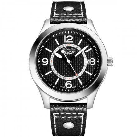 Zegarek Męski Adriatica na pasku A8312.5224Q Swiss Made