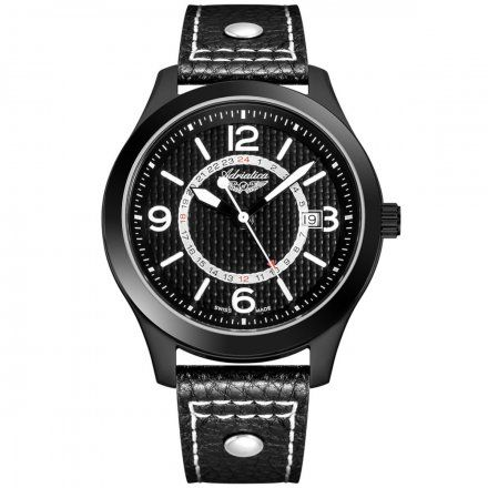 Zegarek Męski Adriatica na pasku A8312.B224Q Swiss Made