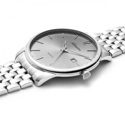 Zegarek Męski Adriatica na bransolecie A8254.5157Q Swiss Made