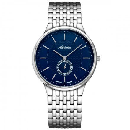 Zegarek Męski Adriatica na bransolecie A1229.5115Q Swiss Made