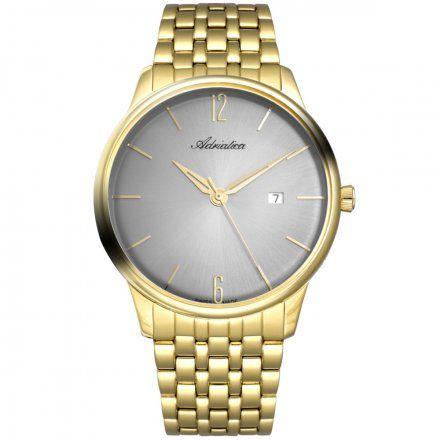 Zegarek Męski Adriatica na bransolecie A8269.1157Q Swiss Made