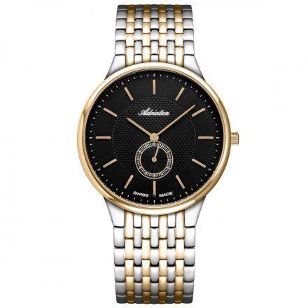 Zegarek Męski Adriatica na bransolecie A1229.2116Q Swiss Made