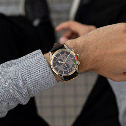 Zegarek Męski Adriatica na pasku A8282.22G7CH Swiss Made