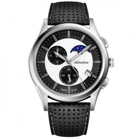 Zegarek Męski Adriatica na pasku A8282.5213CH Swiss Made