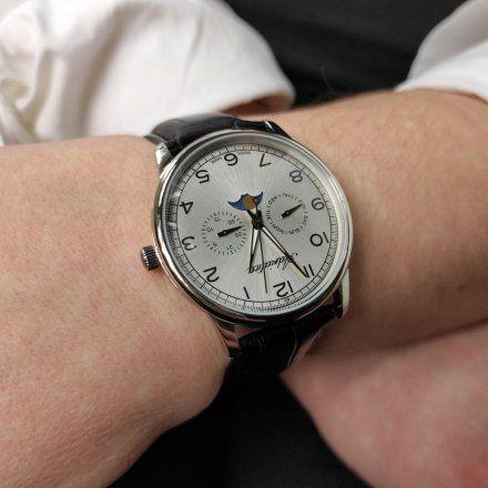 Zegarek Męski Adriatica na Pasku A8243.5223QF - Multifunction Swiss Made