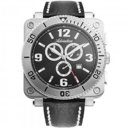 Zegarek Męski Adriatica na pasku ANO29.5256CH - Chronograf Swiss Made