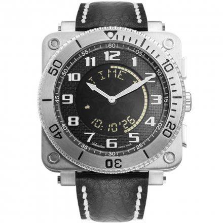 Zegarek Męski Adriatica na pasku ANO29.5224CH - Chronograf Swiss Made