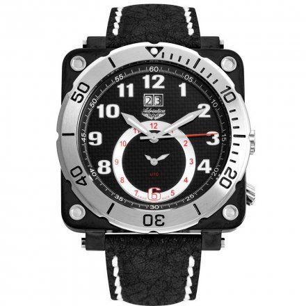 Zegarek Męski Adriatica na pasku ANO27.B226Q - Chronograf Swiss Made