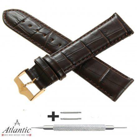 Oryginalny Pasek Atlantic Model PA ATL L397.36.22R 22 mm