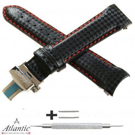 Oryginalny Pasek Atlantic Model PA ATL L687-443.01.22KS 22 mm