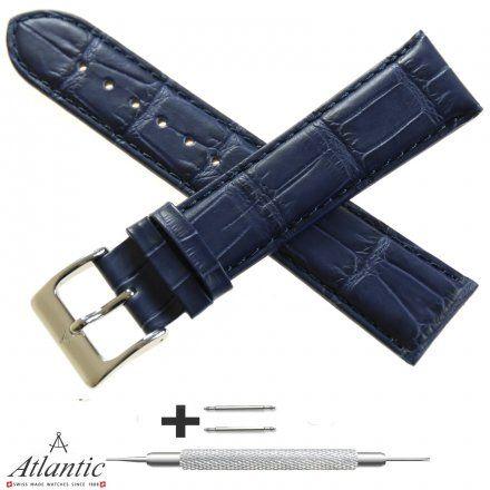 Oryginalny Pasek Atlantic Model PA ATL L498.06.22S 22 mm
