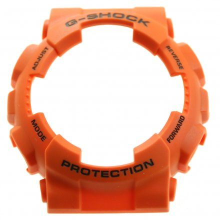 Bezel 10527399 do Casio GA-100L-4A Pomarańczowy