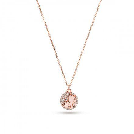 Biżuteria Michael Kors - Naszyjnik Znak Zodiaku Lew MKC1216AN791