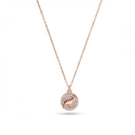 Biżuteria Michael Kors - Naszyjnik Znak Zodiaku Baran MKC1212AN791