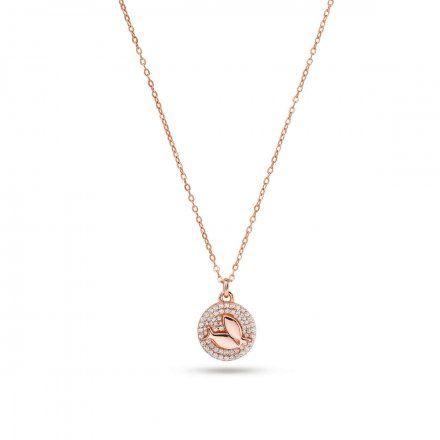 Biżuteria Michael Kors - Naszyjnik Znak Zodiaku Ryby MKC1211AN791