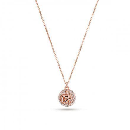 Biżuteria Michael Kors - Naszyjnik Znak Zodiaku Wodnik MKC1210AN791