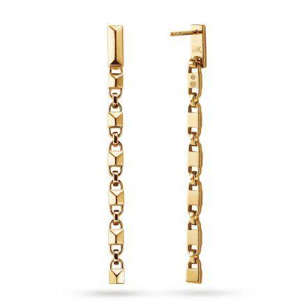 Biżuteria Michael Kors - Kolczyki MKC1012AA710