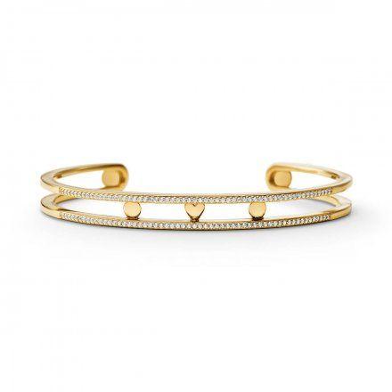 Biżuteria Michael Kors - Bransoleta MKC1114AN710 M