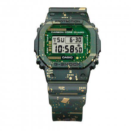 Zegarek Casio DWE-5600CC-3ER G-Shock + Paski Bezel Zestaw DWE 5600CC 3