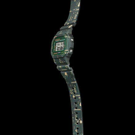 Zegarek Casio DWE-5600CC-3ER G-Shock Specials + Paski Bezel Zestaw DWE 5600CC 3