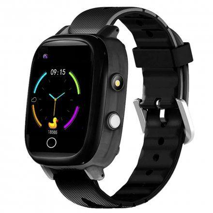 Smartwatch Garett Kids Life 4G Czarny RT