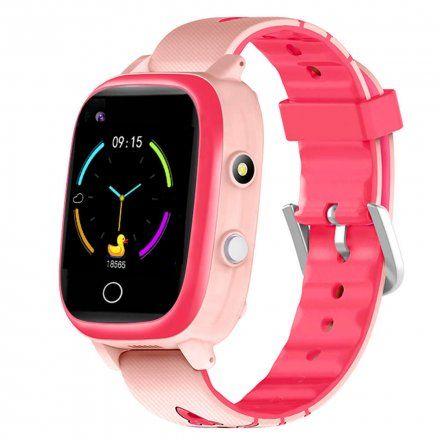 Smartwatch Garett Kids Life 4G Różowy RT
