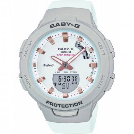 Zegarek Casio BSA-B100MC-8AER Baby-G BSA B100MC 8AER