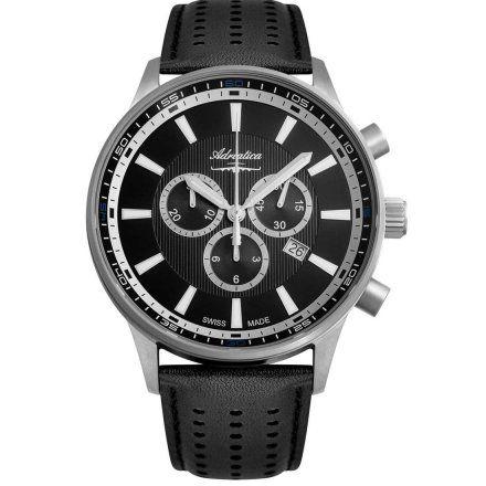 Zegarek Męski Adriatica na Pasku A8281.4216CH - Chronograf Swiss Made1