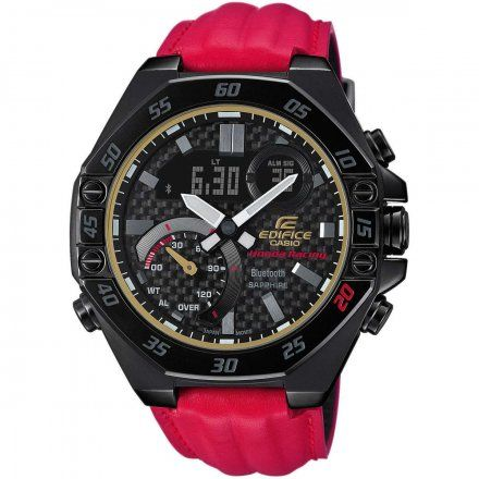 Zegarek Męski Casio ECB-10HR-1AER Edifice Honda Racing Limited Edition