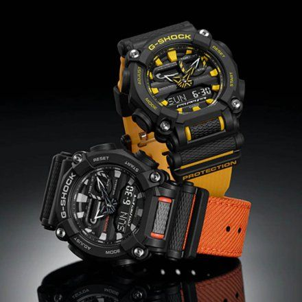 Zegarek Casio GA-900C-1A4ER G-Shock GA 900C 1A4