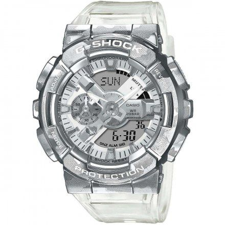 Zegarek Casio GM-110SCM-1AER G-Shock